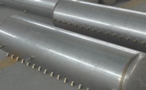 ステンレス製耐圧タンク